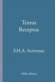Grieks NT - Textus receptus
