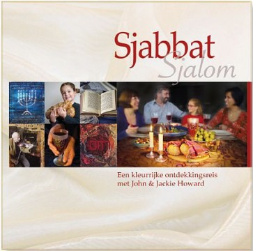 Sjabbat Sjalom John and Jackie Howard 9789490959128