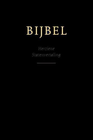 Bijbel Huisbijbel HSV goudsneeIN HERDRUK HSV 9789065393487