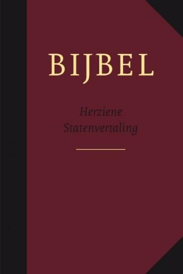 Bijbel Huisbijbel HSV Vivella groot met psalmen HSV 9789065393814