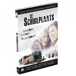 DVD De schuilplaats Corrie ten Boom 9789491001130