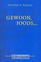 Gewoon Joods J.A. Romain 9789076935225