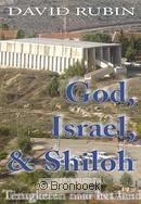 God Israël en Shilo (laatste exemplaar) David Rubin 9789057982408