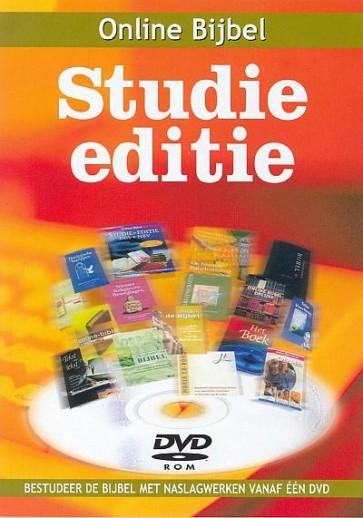 Online bijbel studie editie incl HSV Online bijbel studie editie incl HSV 9789057191947
