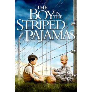 DVD The boy in striped pyjamas