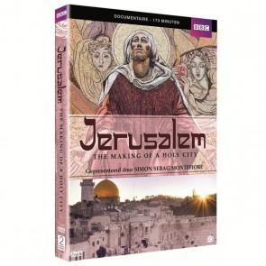 DVD The making of Jeruzalem Simon Sebag Montefiore 8717344755153