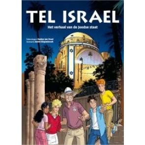 Tel Israël, het verhaal van de Joodse staat Paperback uitgave