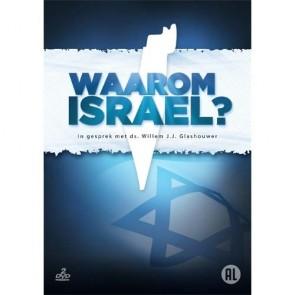 DVD - Waarom Israël Willem Glashouwer 9789491001888