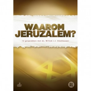 DVD Waarom Jeruzalem Willem Glashouwer 9789492189479