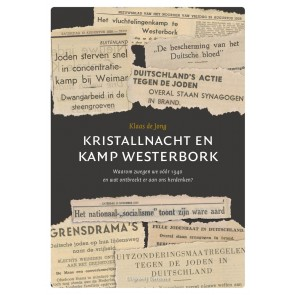 Kristallnacht en Kamp Westerbork -softcover