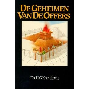 De geheimen van de offers Ds. H.G. Koekoek 9789070700171