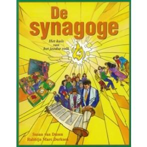 De synagoge het huis van het Joodse volk S. van Dusen 9789076935010