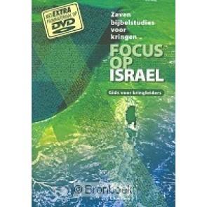 Focus op Israël gids voor kringleiders Christenen voor Israël 9789073632219