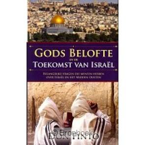 Gods belofte en de toekomst van Israël Don Finto 9789075226959