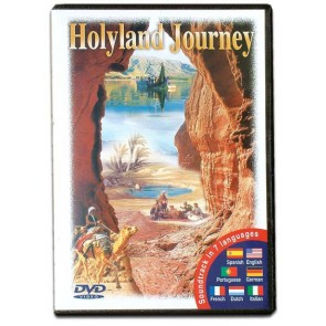 DVD Holy land journey Doko DVD629619705054