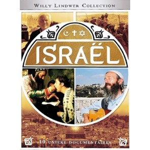 DVD Israël een monument in film 6dvd