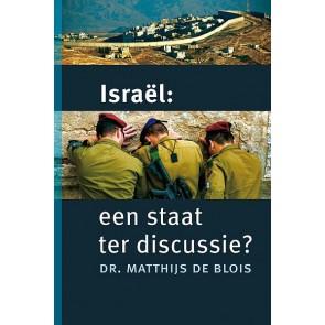 Israël een staat ter discussie M. de Blois 9789058299703