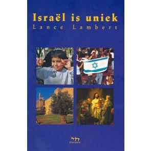 Israël is uniek Lance Lambert 9789090029948