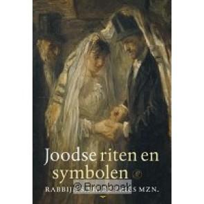 Joodse riten en symbolen Rabbijn S. Ph de Vries 9789029566315