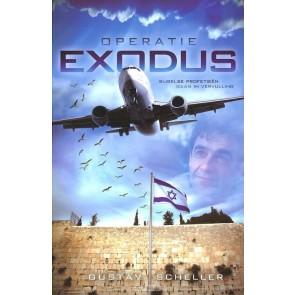 Operatie Exodus Gustav Scheller 9789060675106