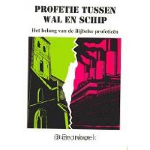 Profetie tussen wal en schip Harry Honigh 9789057982972