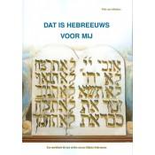 Dat is Hebreeuws voor mij