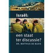 Israël een staat ter discussie