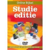 Online bijbel studie editie incl HSV