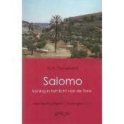 Salomo - koning in het licht van de Tora