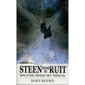 Steen door de ruit